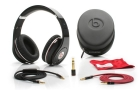 black Monster Beats by Dre Studio Headphones