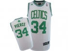 KIDS Jerseys Celtics Pierce 34# white
