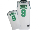 Kids Jerseys Celtics Rondo 9#  white