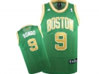 Kids Jerseys Celtics Rondo 9# green-02
