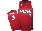 KIDS Jerseys Heat Wade 3# red