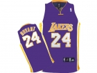 KIDS Jerseys Lakers Bryant 24# purple