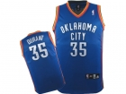 KIDS Jerseys Thunder Durant 35# blue