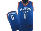 KIDS Jerseys Thunder Westbrook 0# blue