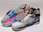 Jordan 8 men shoes-9004