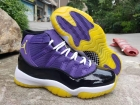 Air jordan 11 men shoes-9010